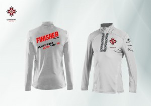Bluza - FINISHER ŁUT 150 2016